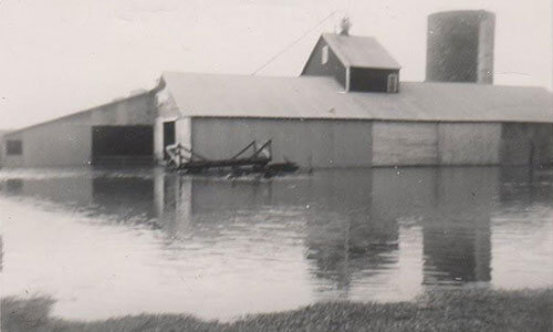 The Great Flood of 1951
